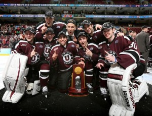2014 NCAA Division I Men's Hockey Championship
