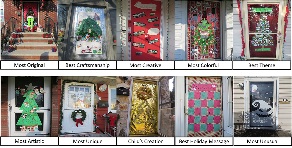 ... families who participated in this fun event. Congratulations to this year\u0027s winners! Next year we hope to see many more festive doors for the season. & Clifton Holiday Door Decorating Contest Winners | Post Eagle Newspaper