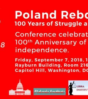 Capitol Hill Conference On Poland: